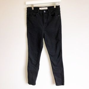Gap   Women's Black Super High Rise Skinny Jeans